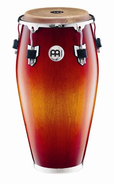 Meinl Percussion - 11 inch Professional Series Wood Conga - Red Fade  - MP111ARF